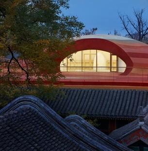 MAD Architects YueCheng Courtyard Kindergarten Pekín