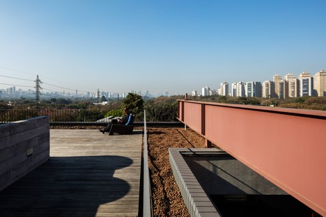 UNA Arquitetos Fernanda Barbara y Fabio Valentim House Villa Lobos São Paulo Brasil
