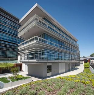 Giuseppe Tortato Architetti nueva sede de Sandvik en Milán