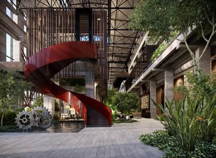Lissoni Casal Ribeiro Shangri-La Shougang Park Pekín