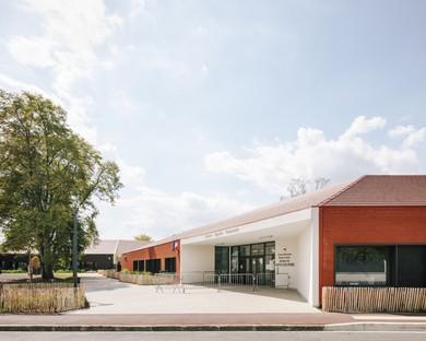Vallet de Martinis Architectes dos nuevas escuelas en Noyon Francia