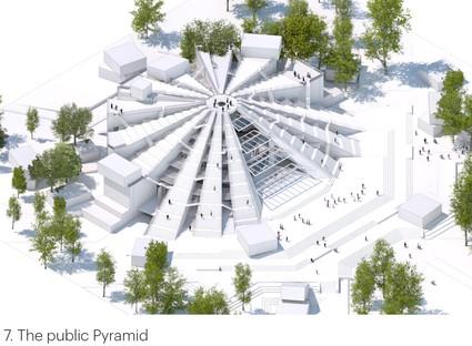 Nueva vida para la Pirámide de Tirana, en marcha el proyecto de MVRDV