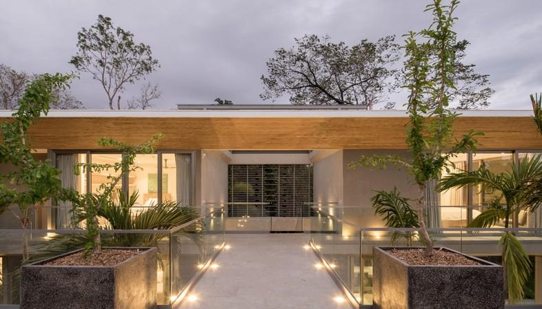 Estudio Saxe, The Courtyard House en Costa Rica