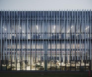 Frigerio Design Group nueva sede Zamasport Novara