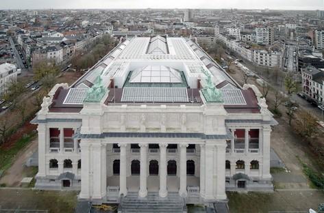 KAAN Architecten proyecto para el Royal Museum of Fine Arts de Amberes