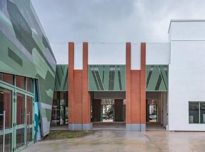 Estudio Miralles Tagliabue EMBT Le Pavillon de Romainville