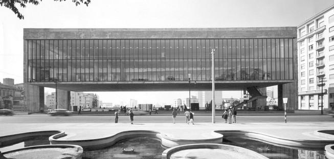 Lina Bo Bardi León de Oro especial a la memoria Bienal de Arquitectura 2021