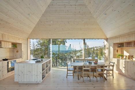 Mork-Ulnes Architects Skigard Hytte vivir en la naturaleza noruega
