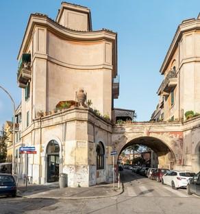 Studiotamat un local de tendencia para Roma Tre de tutto