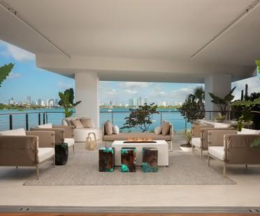 Ateliers Jean Nouvel Monad Terrace viviendas en Miami Beach