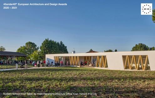 Arquitectos emergentes. Los ganadores del Europe 40under40® Award
