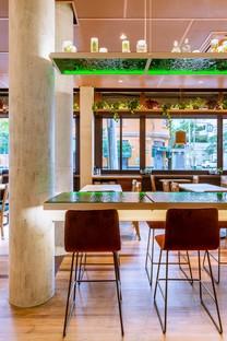 Superlimão diseña un nuevo y acogedor local en São Paulo, Basilicata Trattoria