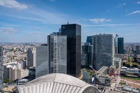 Cro&Co Architecture Tour Trinity París La Défense