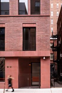 Completado el proyecto residencial de David Chipperfield Architects en 11-19 Jane Street de Nueva York