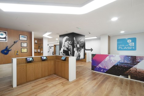nEmoGruppo rediseña la sede de Flash Entertainment en Abu Dabi