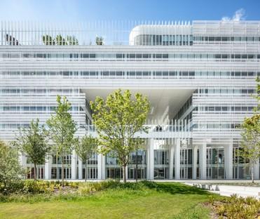Ferrier Marchetti Studio Paris Region Headquarters en Saint-Ouen Francia