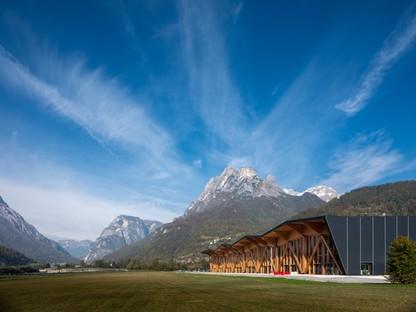 Palaluxottica de Studio Botter y Studio Bressan gana el Premio Architettura Città di Oderzo