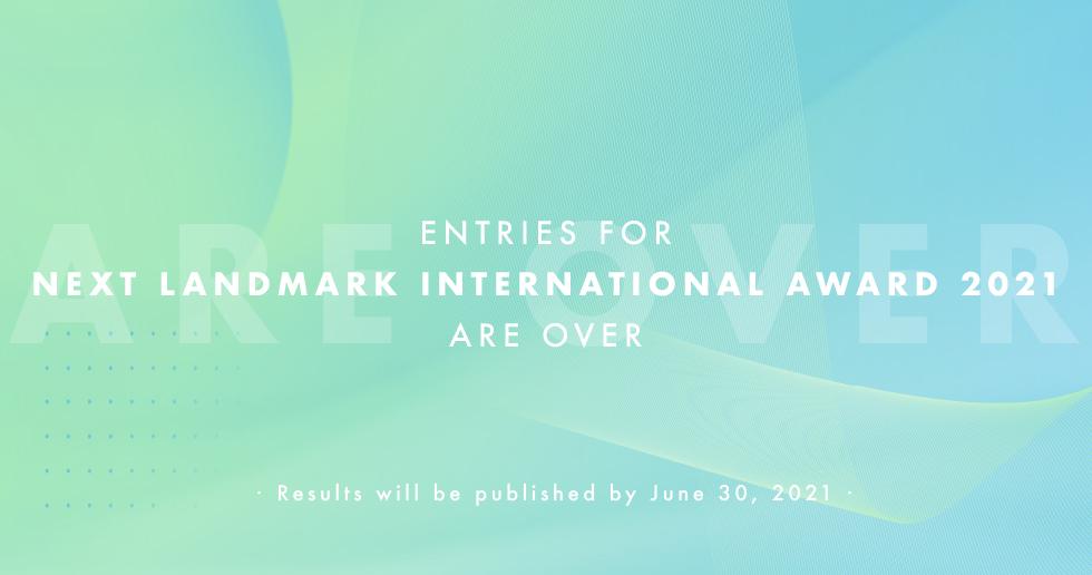 Décima edición de Next Landmark International Award