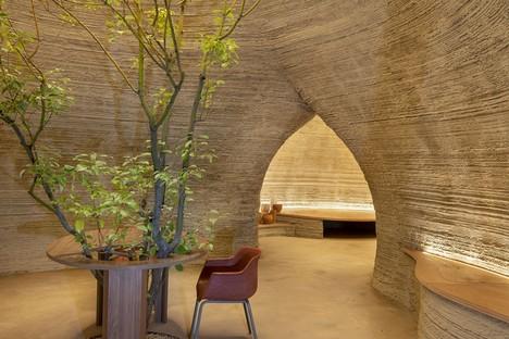 Mario Cucinella Architects TECLA vivienda ecosostenible imprimida en 3D en tierra cruda