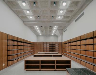 David Chipperfield Architects Neue Nationalgalerie de Ludwig Mies van der Rohe