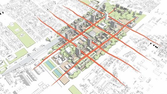 3LHD revitalización urbana de Gredelj, antigua zona industrial de Zagreb