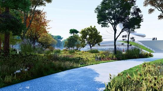 MAD presenta el proyecto del Jiaxing Civic Center