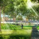 Renzo Piano proyecta un centro de cuidados paliativos pediátricos entre las copas de los árboles