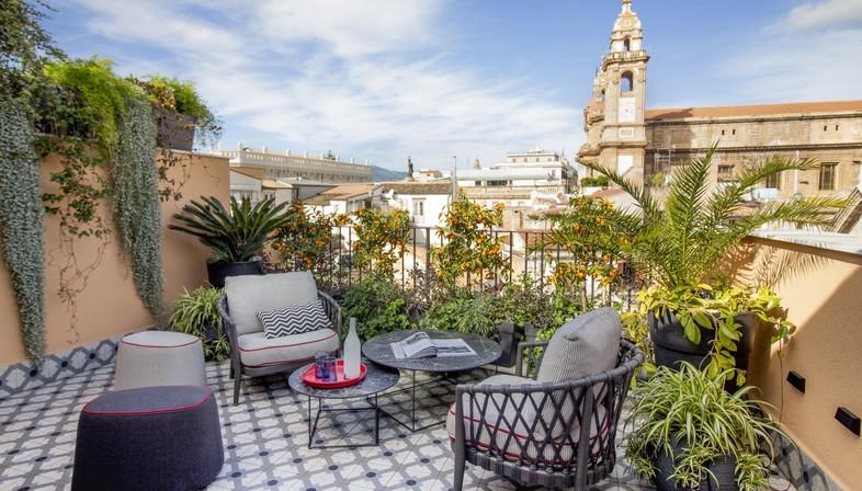 PuccioCollodoro Architetti Pànto – Rooftop Boutique Rooms en Palermo