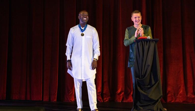 Entregada la Royal Gold Medal 2021 a David Adjaye OBE