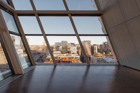 estudio Herreros Munch Museum Oslo próxima apertura