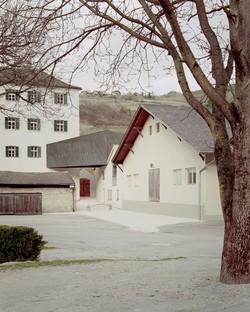 MoDusArchitects inauguradas la nueva entrada y la ampliación Museo de la Abadía de Novacella.