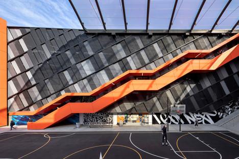 SRG Partnership proyecta el NYC Garage de la sede central de Nike World en Oregón