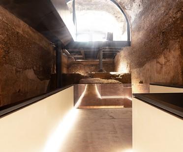 Stefano Boeri Architetti proyecta la nueva entrada de la Domus Aurea