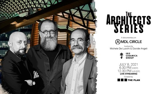 Michele De Lucchi y Davide Angeli para The Architects Series - A documentary on: AMDL CIRCLE