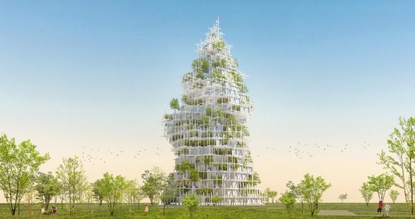 Las obras arquitectónicas del futuro: los ganadores de los premios WAFX 2021