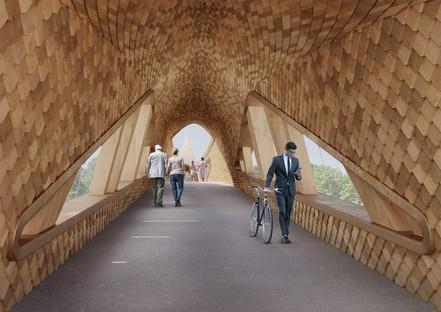 Exposición Arbre à Palabres Kéré Architecture Aedes Architecture Forum Berlín