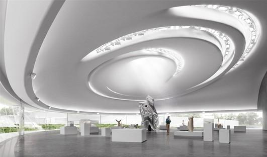 MAD presenta el proyecto del Cloud Center para la comunidad artística de Aranya