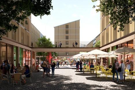 SOM presenta el proyecto de la Villa Olímpica de Milán-Cortina 2026