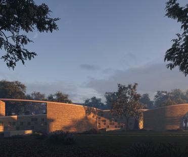 Form4 Architecture Intertwined Eternities un columbario en Aptos California