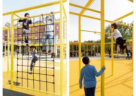 Prossima Apertura un proyecto de regeneración urbana en Aprilia