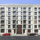 Tchoban Voss Architekten Embassy vivir junto al Köllnischer Park Berlín