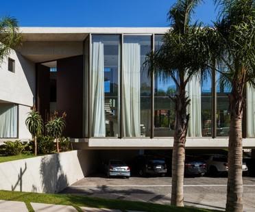 Biselli Katchborian Arquitetos Associados TRD House São Paulo