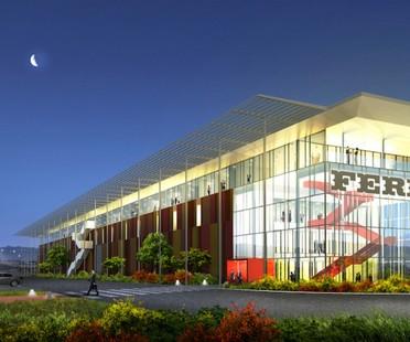 Frigerio Design Group - Ferrero Technical Center, una Industria 4.0