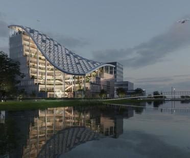 MVRDV proyecta la sede de investigación y desarrollo de Lankuaikei Agriculture Development en Shangai