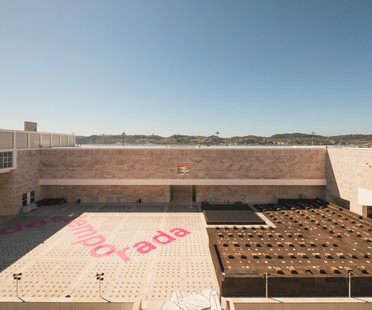 Bak Gordon Arquitectos - Arquitectura efímera para el Centro Cultural de Belén, Lisboa