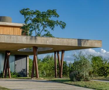 Stemmer Rodrigues Arquitetura - Ananda House, una casa para yoga