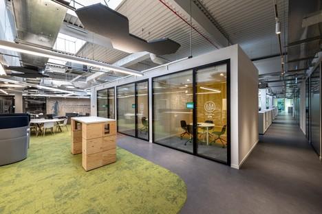 DEGW de Lombardini22, nuevas oficinas y sedes centrales para Metro y Telepass