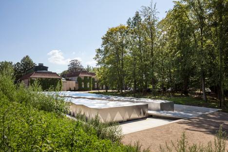 Snøhetta - Ampliación y paisaje para el Ordrupgaard Museum