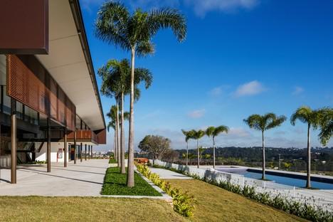 Reinach Mendonça Arquitetos Associados - Club Social en Bosque do Horto, Jundiaí