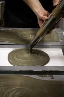 Investigación y desarrollo en arquitectura en los eventos de Iris Ceramica Group en el Fuorisalone 2021